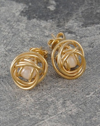 caged-pearl-gold-knot-earrings-in-white