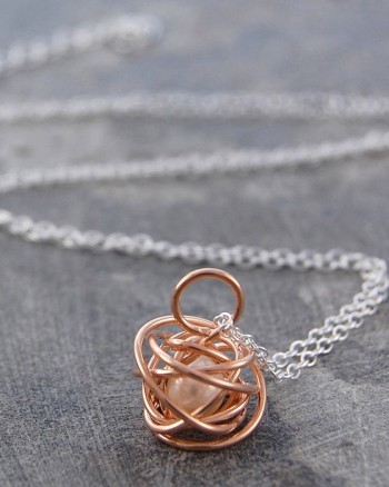 caged-pearl-rose-gold-chain-necklace