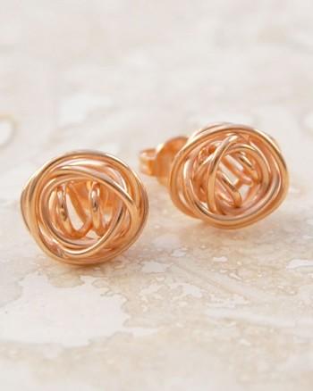 nest-rose-gold-stud-earrings