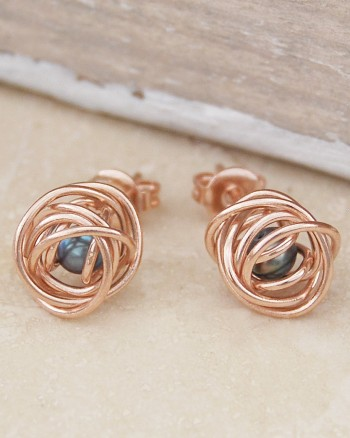 rose-gold-caged-dark-pearl-stud-earrings
