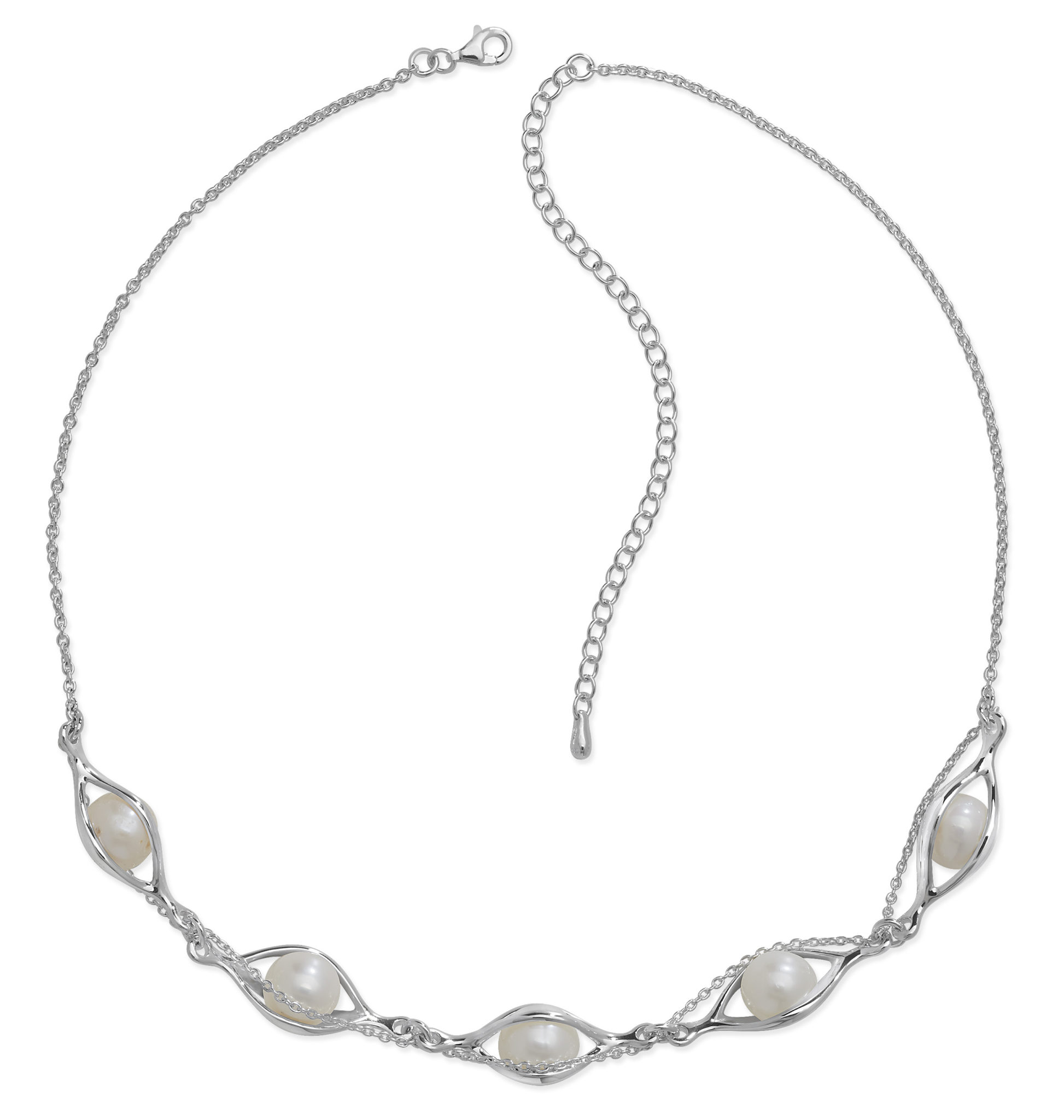Lucy Quartermaine Dripping Necklace sGhyi